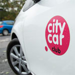 car club and logo